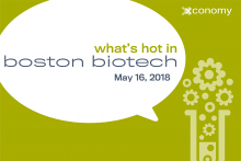 "Save $100 Today on ""What's Hot in Boston Biotech"" on May 16"