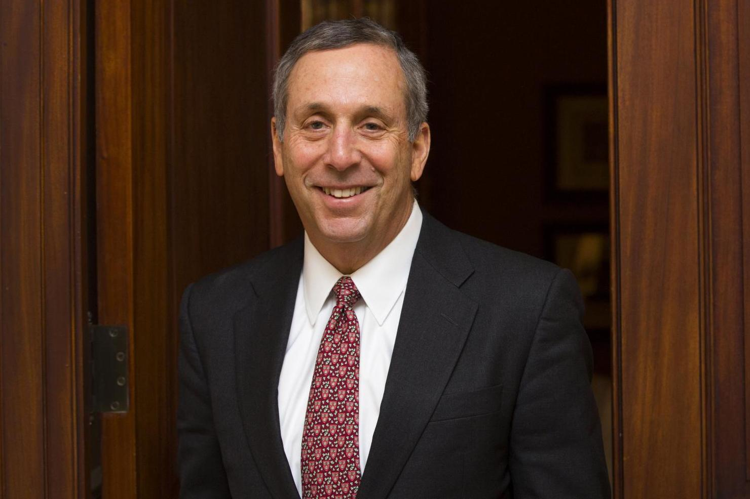 Lawrence Bacow