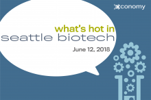 Grab the Early Bird Rate for What's Hot in Seattle Biotech on June 12