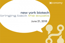 Last Chance to Save on June 21's 'New York Biotech: Bringing Back the Expats'