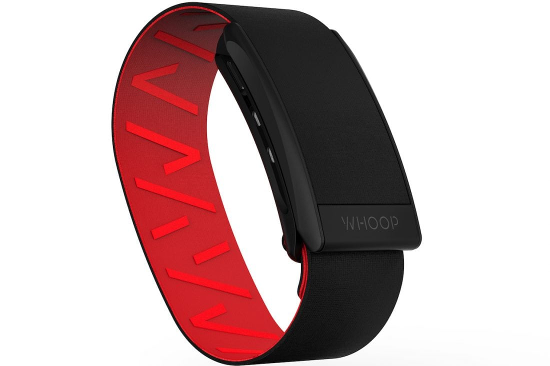 As Apple Takes Lead in Wearables, Whoop Grabs $25M to Expand