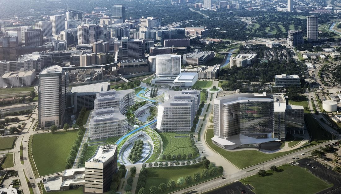 With TMC3, Texas Leaders Aim to Launch Houston as Top Biotech Hub