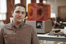 "3D Printing ""Unicorn"" Formlabs Grabs $15M, Ex-GE CEO Joins Board"