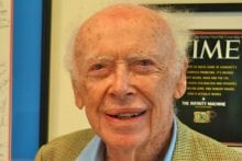 """""""Wrong to Toast"""": Broad's Lander Sorry for Tribute to DNA Pioneer Watson"""