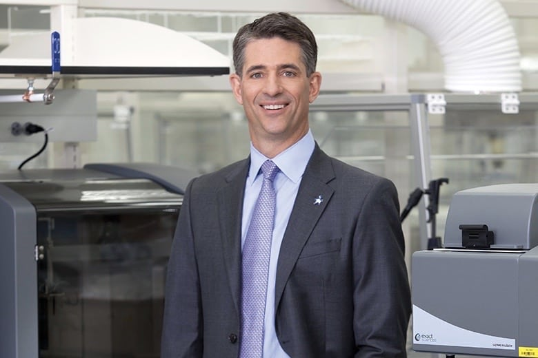 Exact Sciences CEO Kevin Conroy