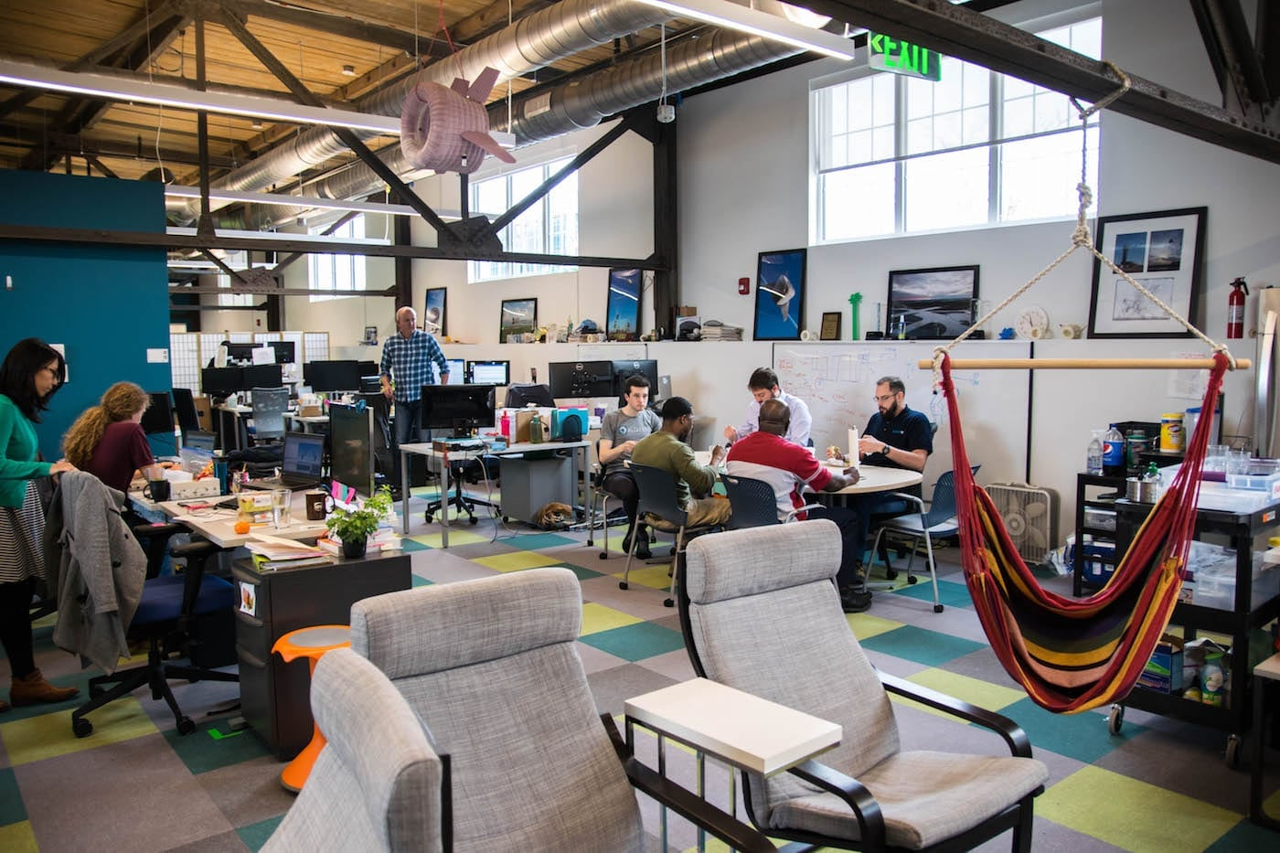 Greentown Labs' New Headquarters