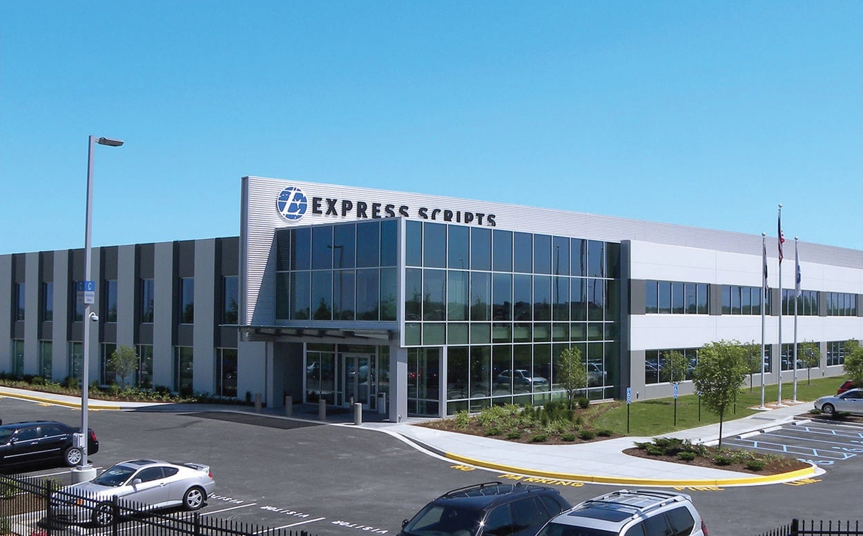 Express Scripts Lab Exterior
