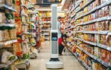 Price Check on Aisle 3: Retailers Turn to Robots to Manage Inventory