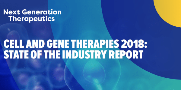 Cell and Gene Therapies 2018