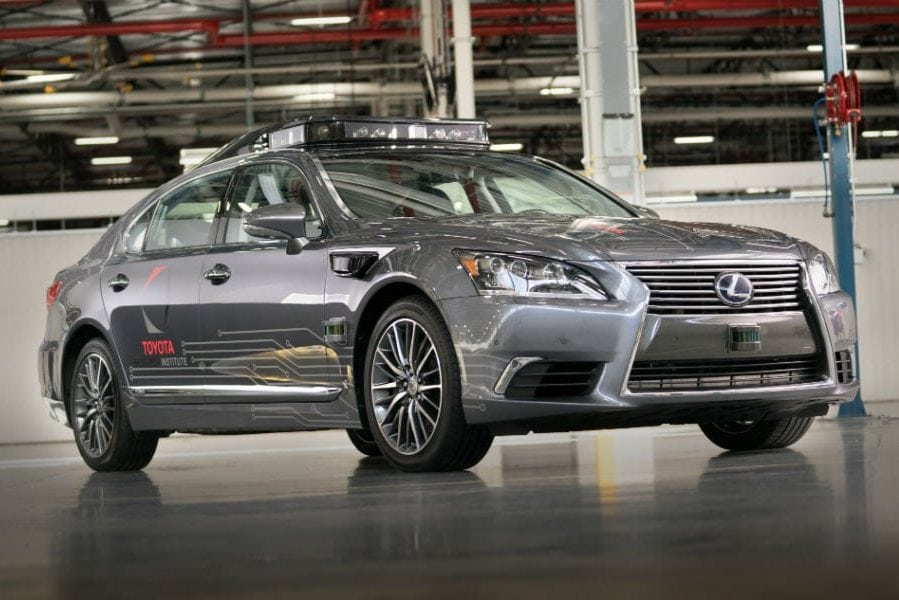 Toyota Sees Opportunity to Lead Industry on Safe Mobility Innovations