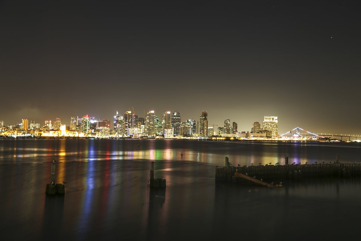 Downtown San Diego (Current by GE image used with permission)