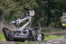 After iRobot Split, Endeavor Rides Growth in Military Robot Spending