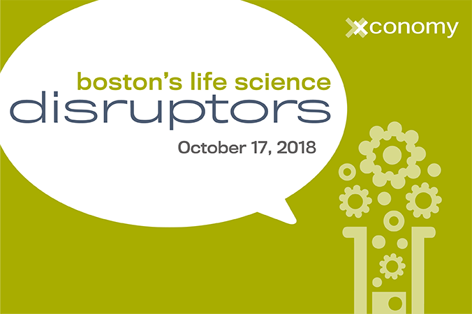 "375526Catch CRISPR 2.0, RNA-Targeting Drugs & More At ""Disruptors"" on Oct. 17"