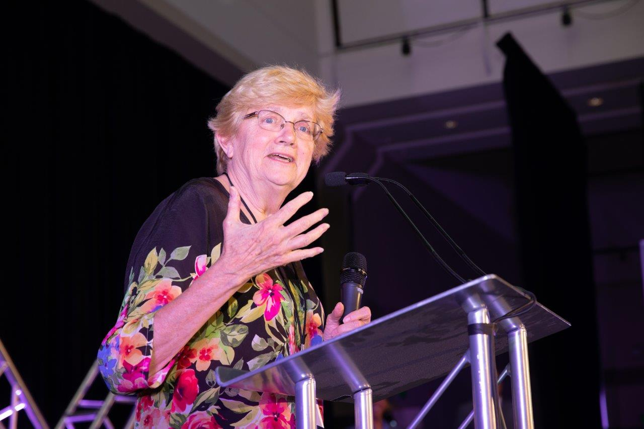 Nancy Hopkins, Lifetime Achievement Winner