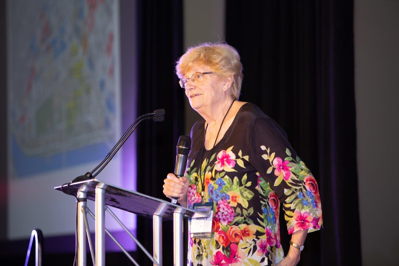 Lifetime Achievement Winner, Nancy Hopkins