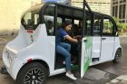 May Mobility Rolling Out Self-Driving Shuttles in Ohio's Capital