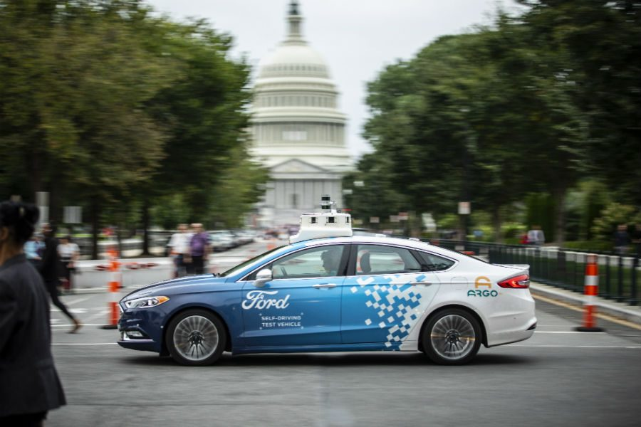 Ford Mobility News: Self-Driving Car Tests in DC, Avis App Deal