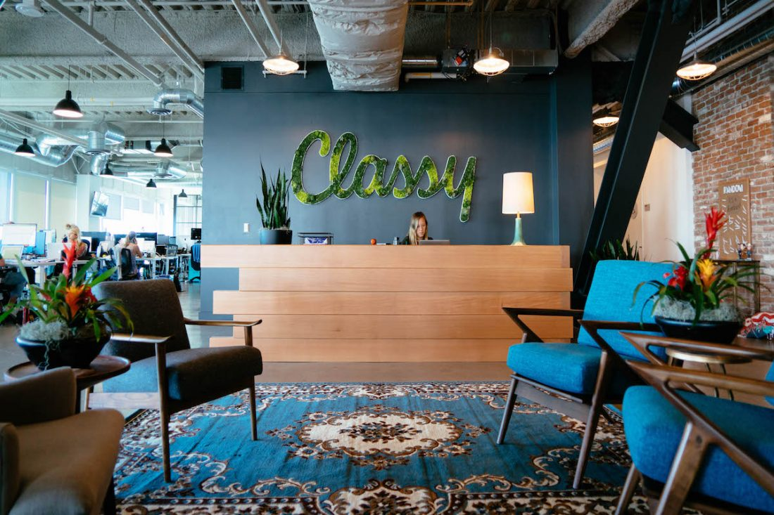 Fundraising Startup Classy Surpasses $1B Raised on Its Platform