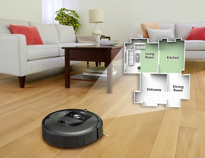 377980IRobot's Roombas to Map Households for Google Smart Homes