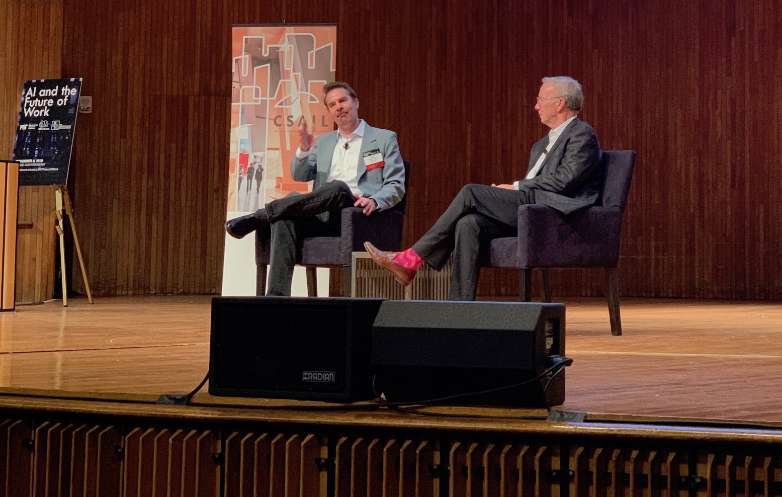 Google's Eric Schmidt: 5 Years Before A.I. Is More Than An Advisor