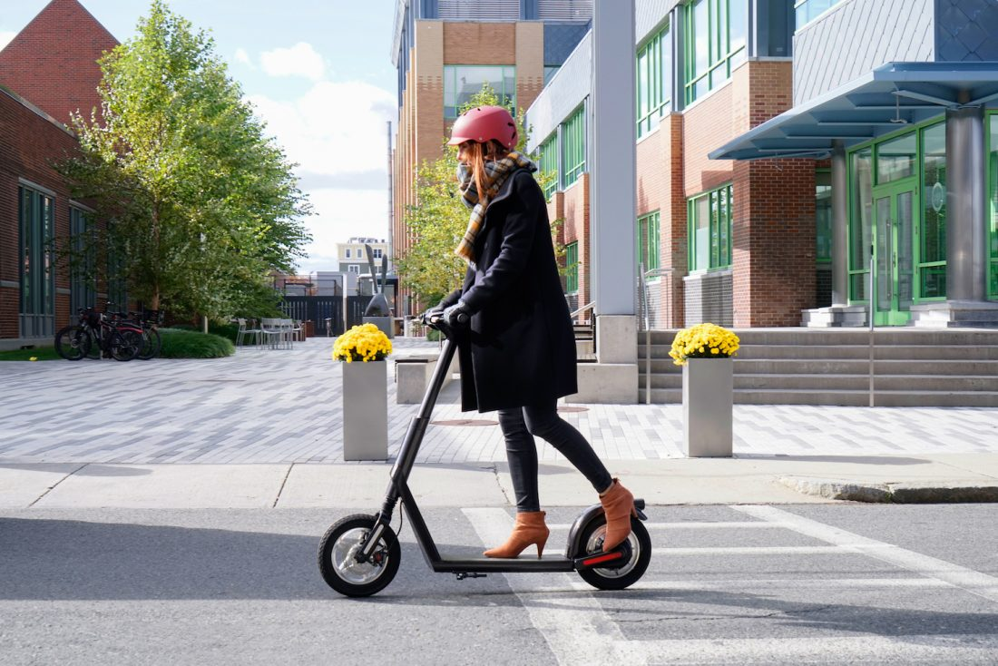 Superpedestrian Rolls Out Smarter, Hardier E-Scooter for Sharing