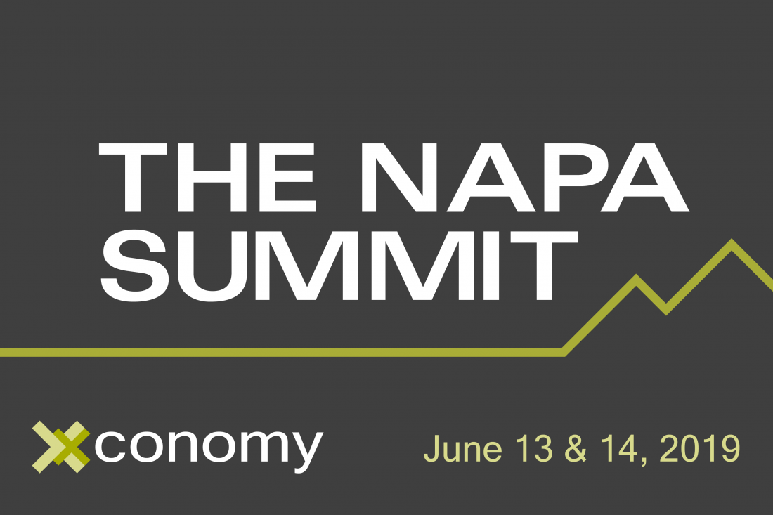 390699Join Xconomy for Our 8th Annual Napa Summit, June 13-14