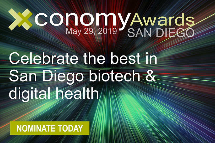 Xconomy Awards San Diego Nominations Deadline Extended to Feb. 7