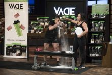 "Vade Nutrition Swims Out of MSU and Into ""Shark Tank,"" Scores $700K"