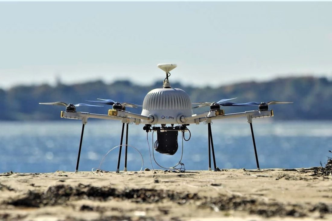 Pivot to Software: Drone Maker CyPhy Rebrands, Seeks Airborne A.I.