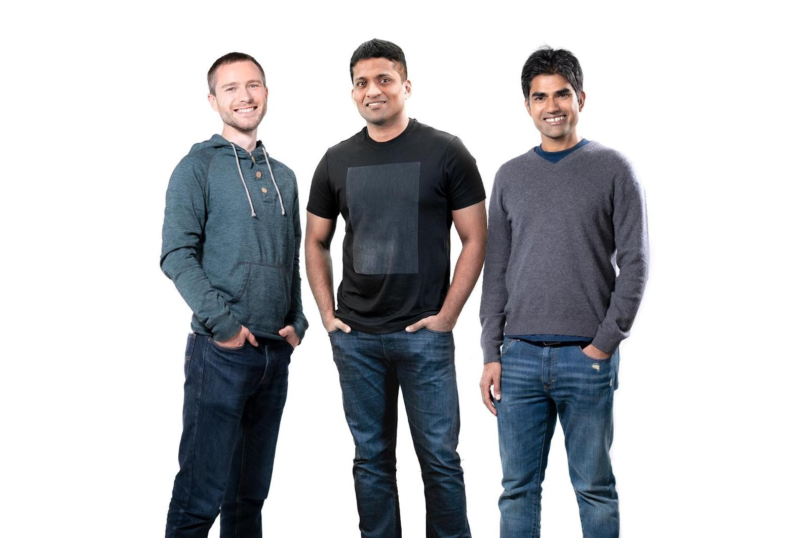 Osmo's and Byju's founders
