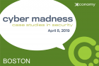 Go Behind the Hacker Frontlines at Cyber Madness in Boston April 8