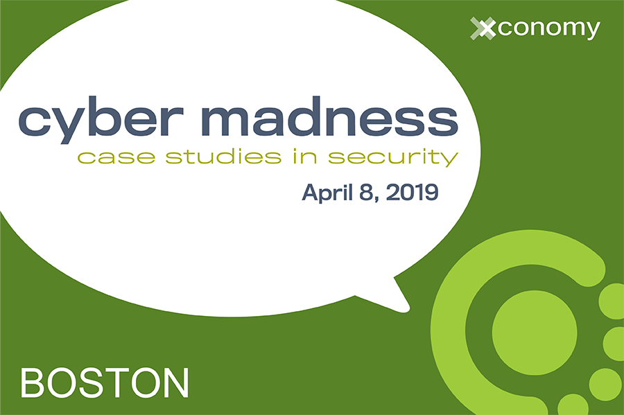 386802Rapid7, Raytheon, Recorded Future Join Cyber Madness in Boston on April 8
