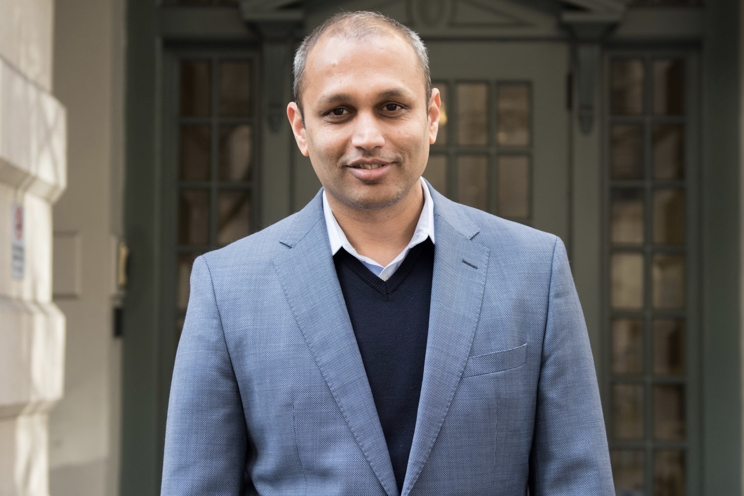 KenSci co-founder and CEO Samir Manjure