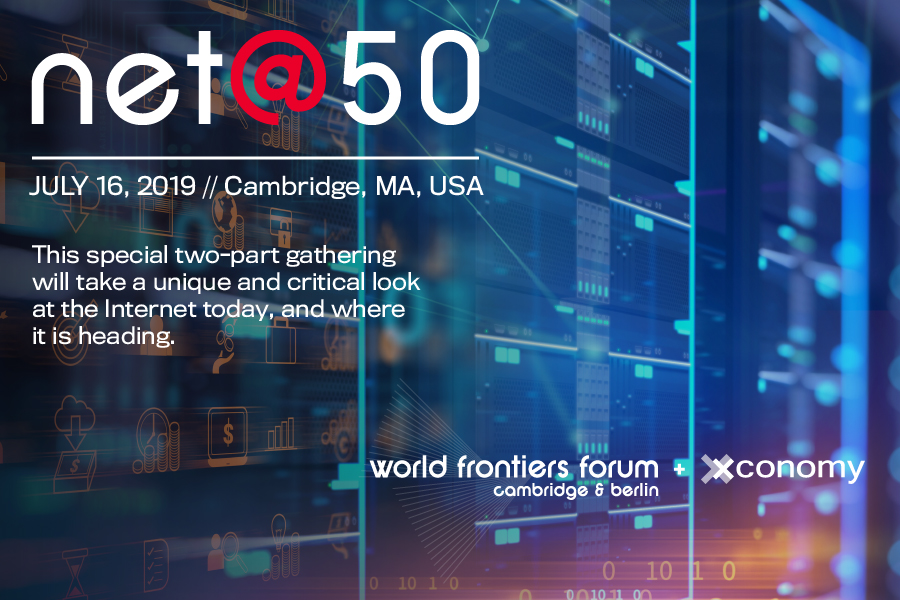 Announcing Net@50: The Roots and Future of the Internet
