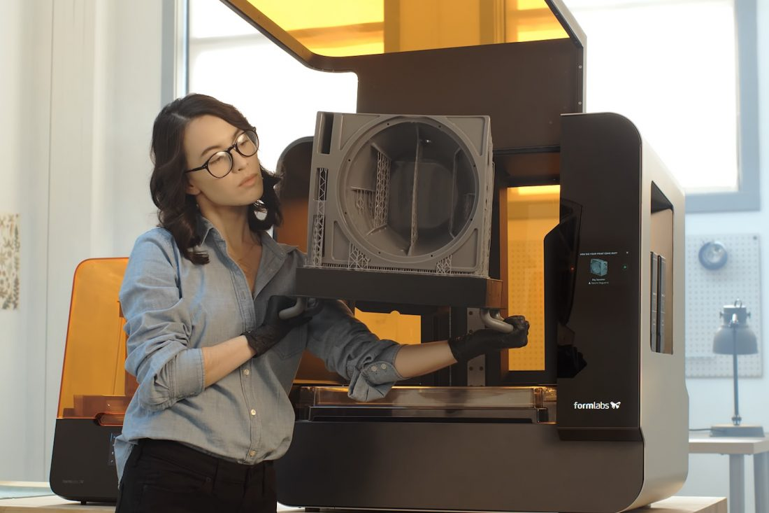 "Formlabs Makes Inroads in ""Hype-Driven"" Sector With New 3D Printers"