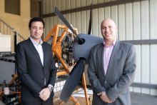 MagniX, Eviation Partner to Develop Electric Plane For Short Flights