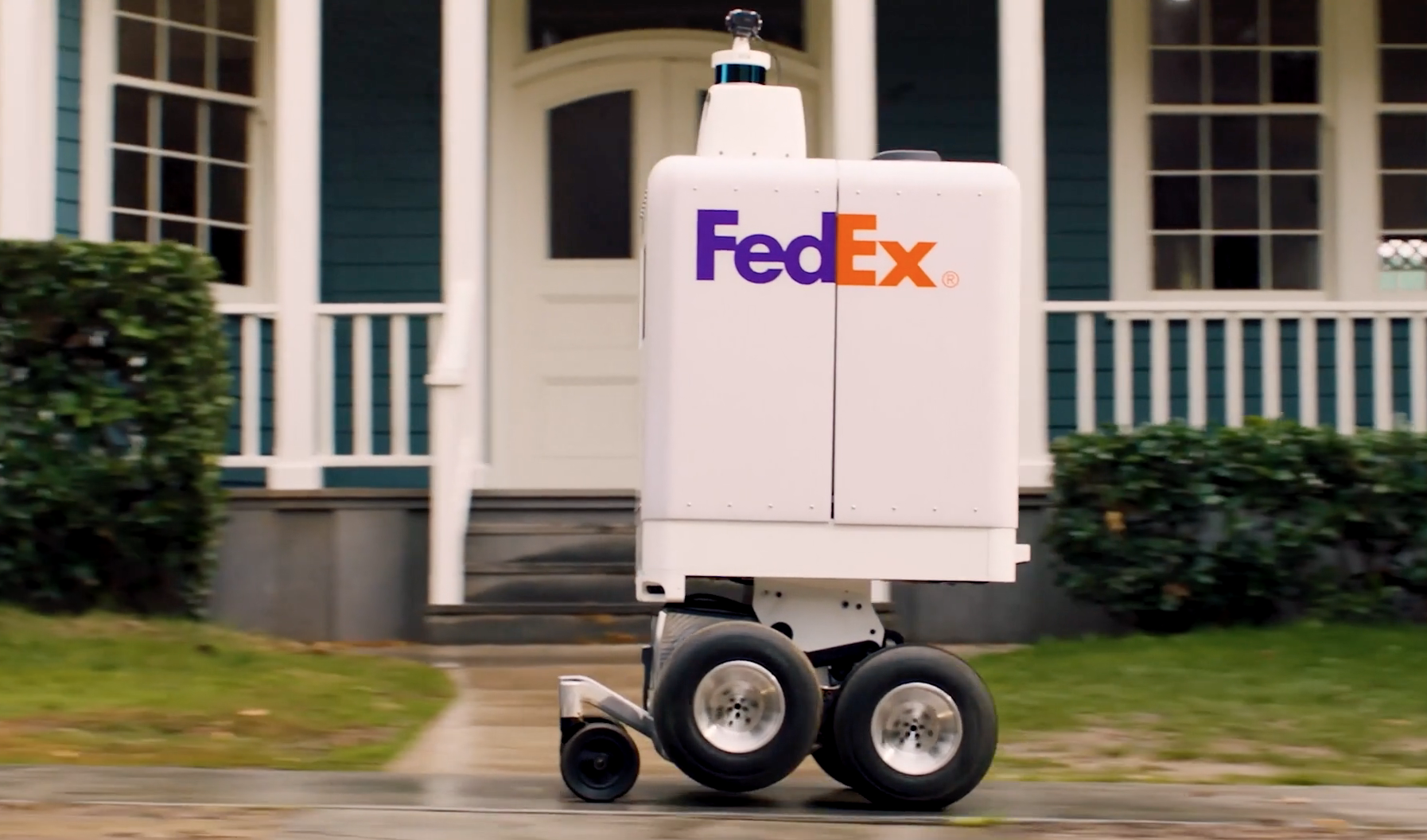 FedEx SameDay Bot