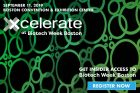 Xcelerate at Biotech Week Boston 2019
