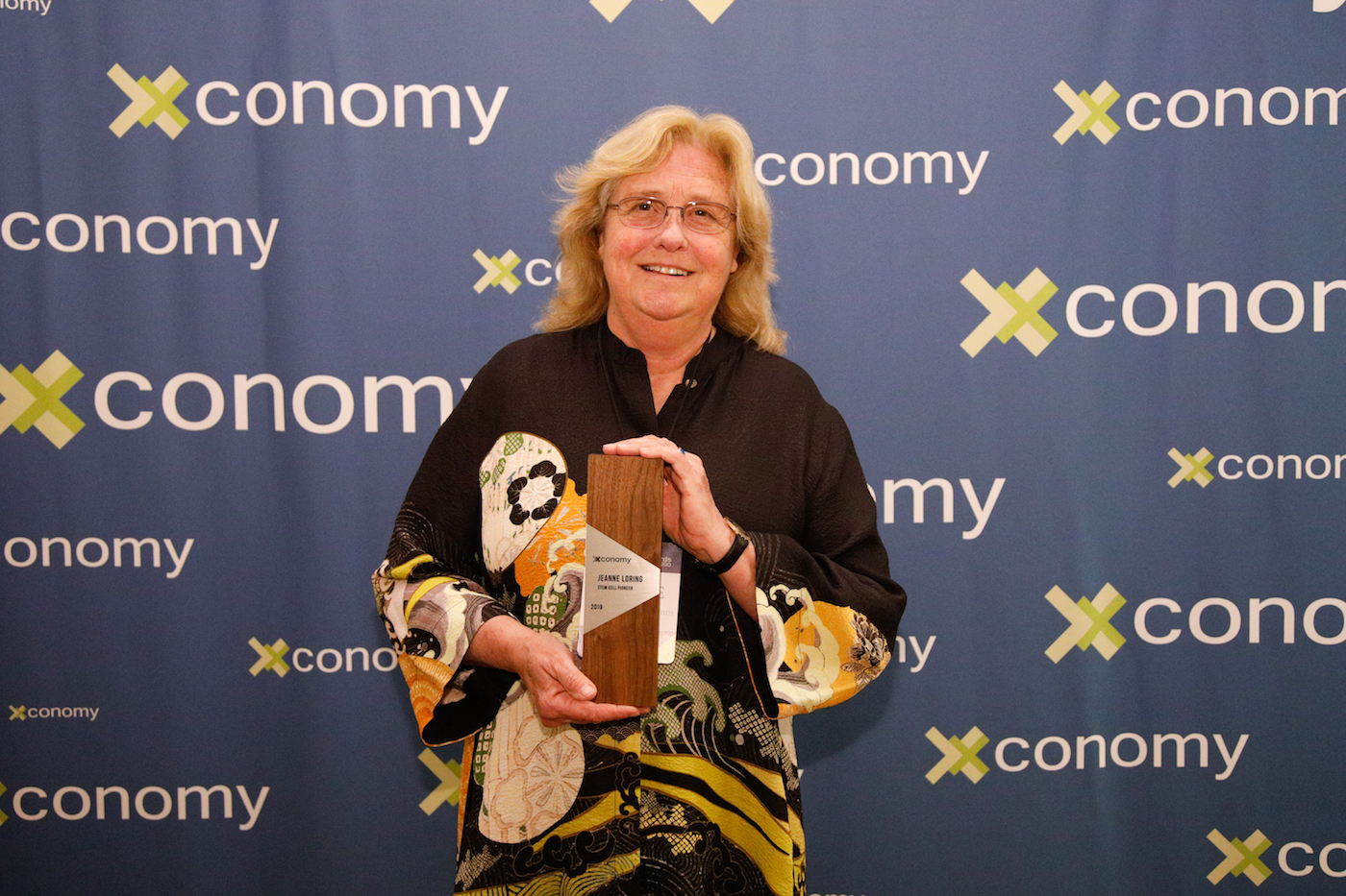 Jeanne Loring, Stem Cell Pioneer of the Year