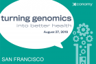 Turning Genomics into Better Health