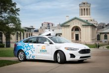 Carnegie Mellon, Argo AI Form $15M Self-Driving Car Research Center