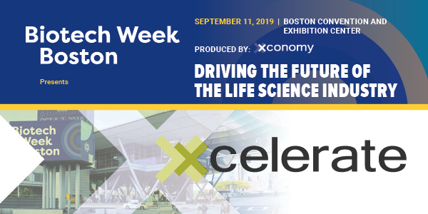 Xcelerate at Biotech Week Boston Discount Ticket Sale Ends Friday