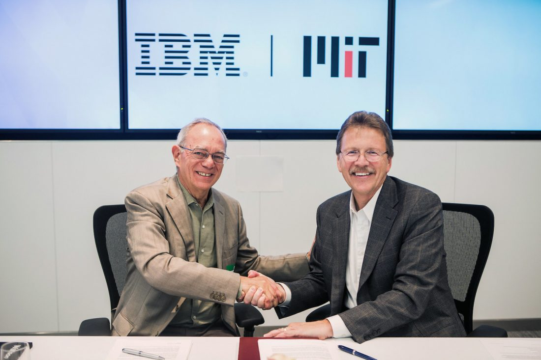 398287New Deals May Double $240M Funding For MIT-IBM AI Lab, Director Says