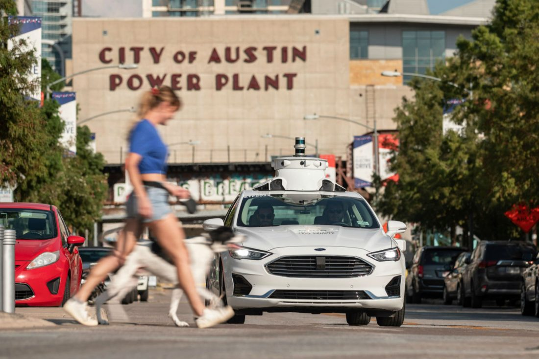 Can Ford's Self-Driving Car Business Improve Austin's Traffic Woes?