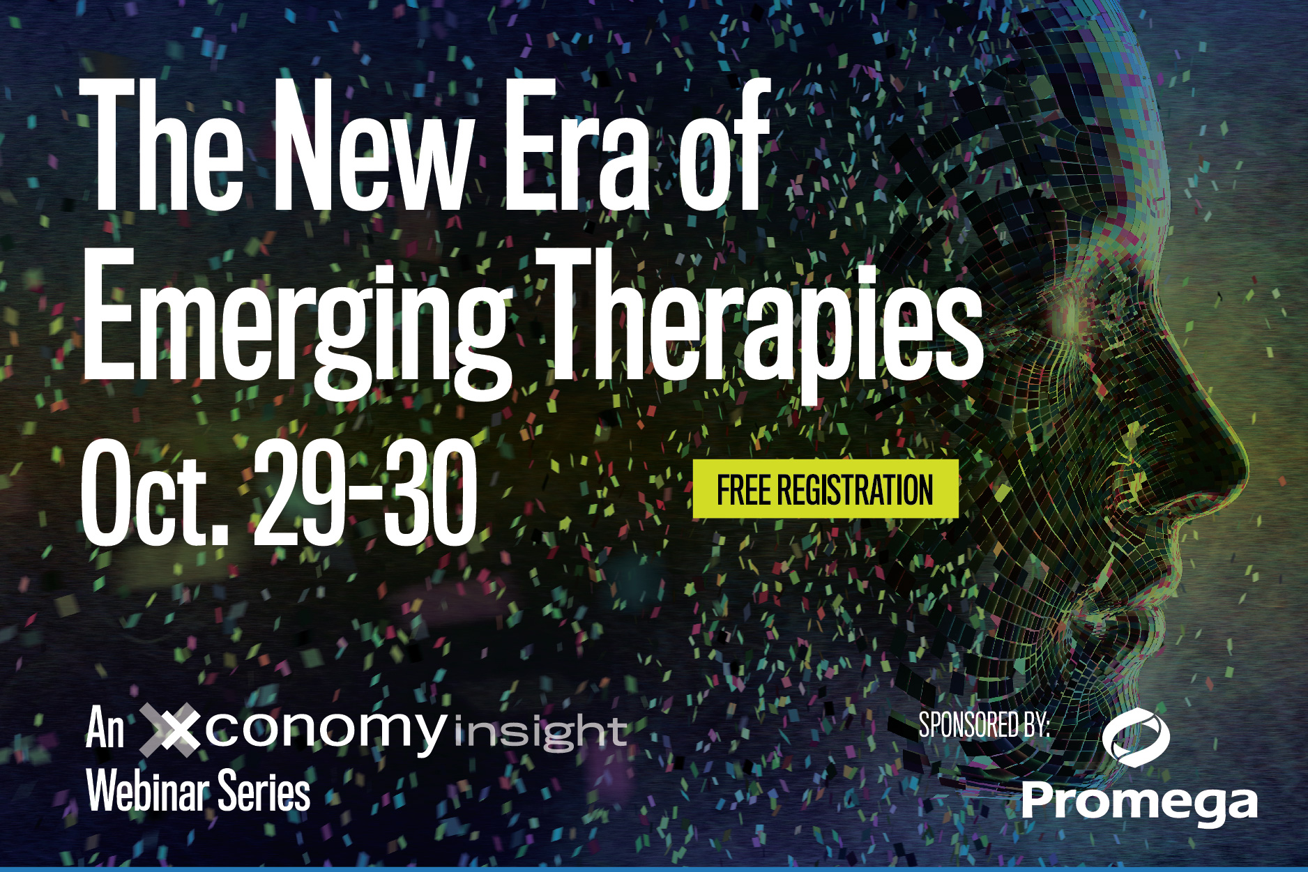 The New Era of Emerging Therapies Webinar Series