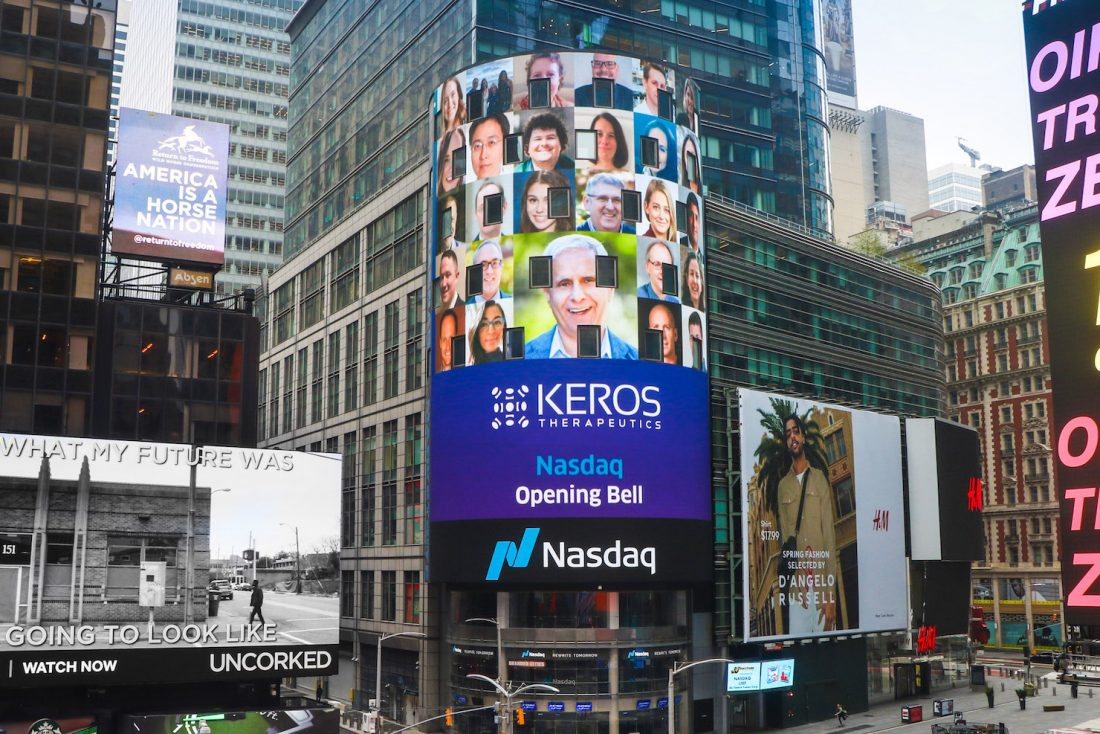 Keros Therapeutics Raises $96M in Upsized IPO to Fuel Clinical Tests