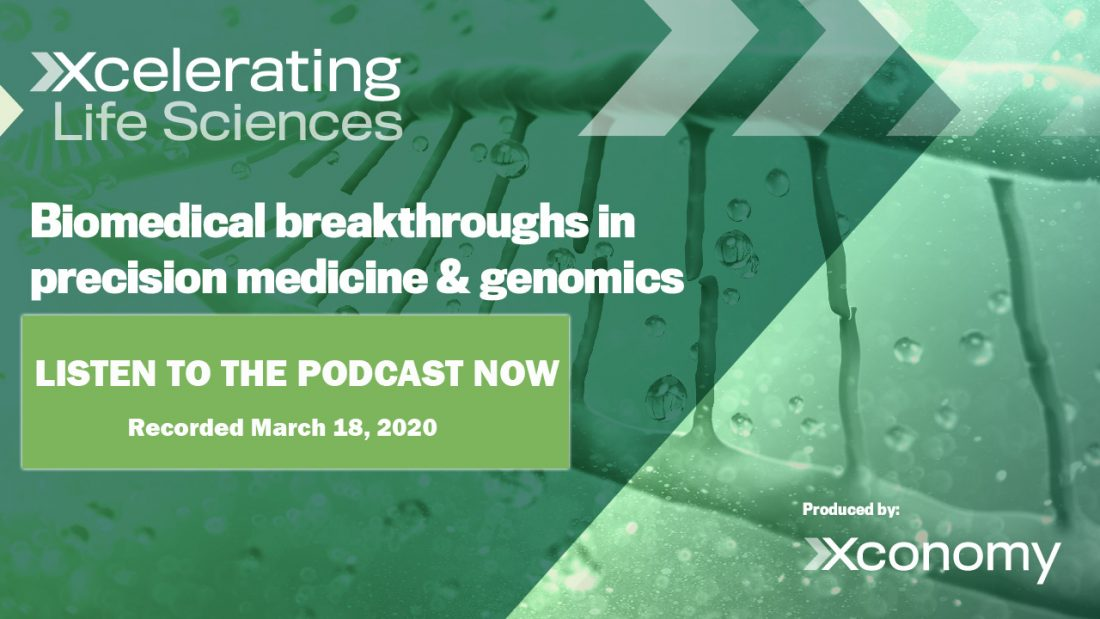Podcast: How San Diego is Building a Biotech Ecosystem – Genomics & Precision Medicine Experts Weigh in