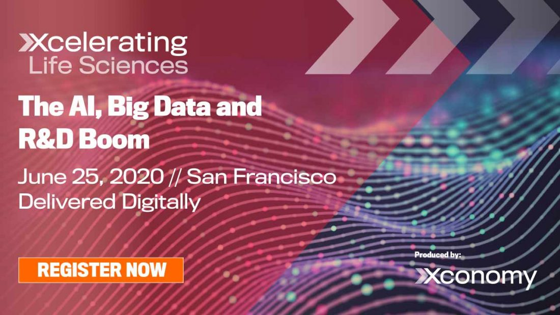 This Week's AI & Drug Discovery Conference Xcelerating Life Sciences San Francisco Features insitro, Atomwise, twoXAR, InterVenn, Engine Biosciences & More