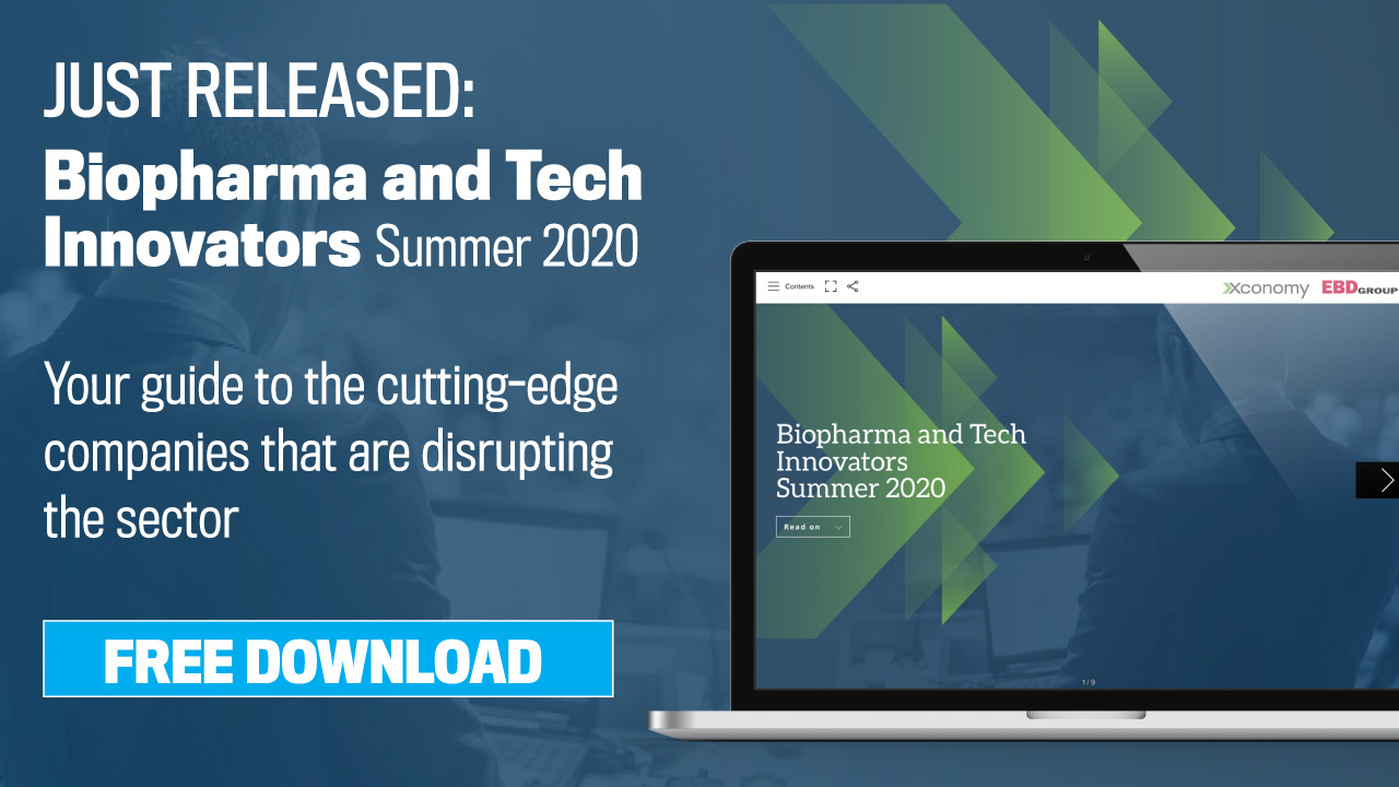 Biopharma and Tech Innovators Summer 2020