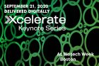 The Xcelerate Keynote Series – Part of Biotech Week Boston